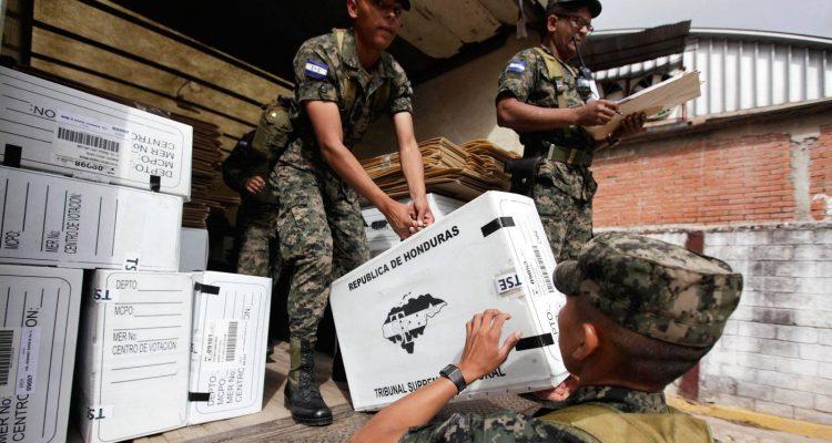NTN 24 – Interview Honduras Elections