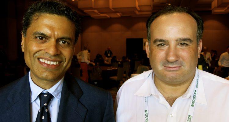 A conversation with Fareed Zakaria GPS CNN Host